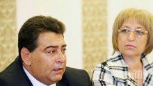 Иван Славчов отново стана главен секретар на парламента