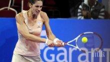 Андреа Петкович: Титлата ми от турнира в София ми даде допълнителна увереност