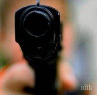 Простреляха сръбски бизнесмен и бивш министър пред дома му (видео)