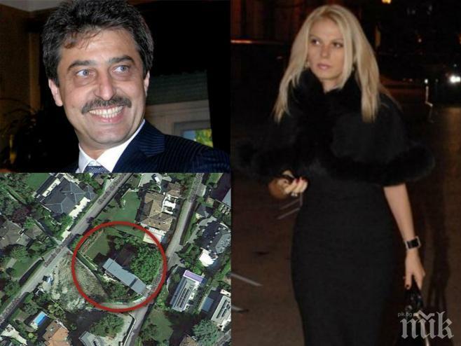 РАЗКРИТИЕ на ПИК! Весела Кюлева съседка на Цветан Василев в Женева! Вдовицата на разстреляния банкер с апетитен имот в Швейцария!
