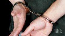 Арестуваха мъж за кражба на служебна кола на американско летище