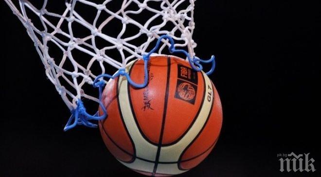 Япония аут от международния баскетбол