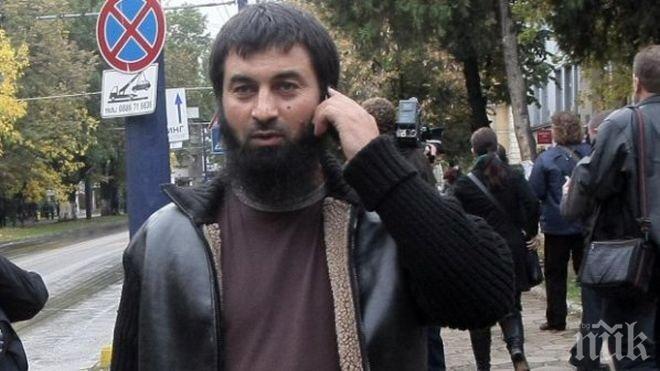 Имамът от Пазарджик Ахмед Муса Ахмед е задържан за 72 часа