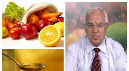 диетолог проф христо мермерски пик час пик храните рака