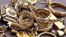 Жена открадна златни накити от апартамент в Монтана