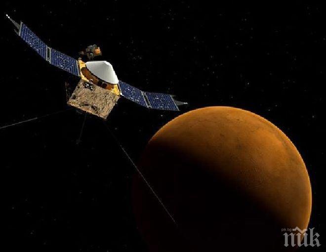 """НАСА изстреля успешно капсулата """"Орион""""  (видео)"""