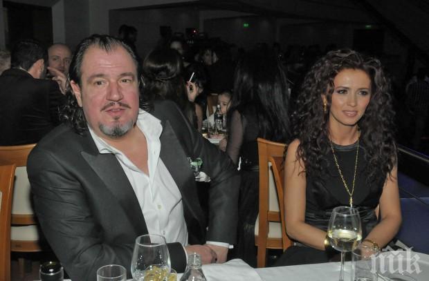 Добромир Гущеров се ожени за Диана, Мара Отварачката им кумува