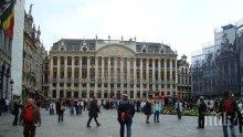 24-часовата национална стачка парализира Белгия