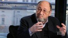 Александър Йорданов застана на страната на ГЕРБ за пенсионните промени
