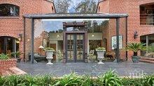 Вижте уникалната къща на легендата Чък Норис