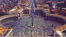 """Задържаха активистката на """"Фемен"""", която вчера нападна Ватикана"""
