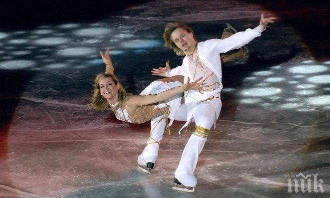 Албена Денкова: Кракът ми беше срязан до кокал, но се върнах на леда! В Русия лекарите се неразбираеми
