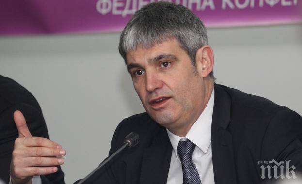 Пламен Димитров: Призовавам частните пенсионни фондове публично да докажат, че дават по-висока пенсия от НОИ