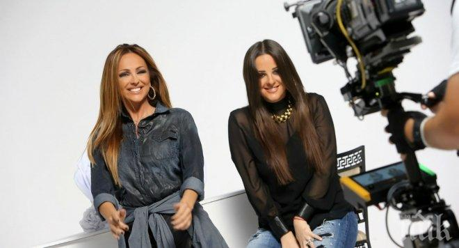 Амбиция! Дъщерята на Глория - Симона се гласи за журналистка
