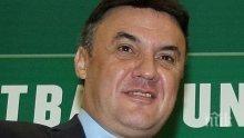 Боби Михайлов бил на една маса с Кристиано и Фиго