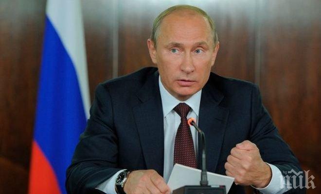 Владимир Путин и Николас Мадуро обсъдиха световния петролен пазар