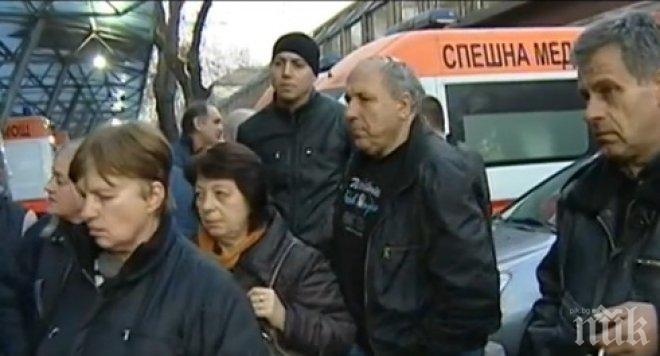 Спешните медици скочиха в защита на министър Петър Москов! Бити на работа лекари: Гледаме по-бързо да бягаме!