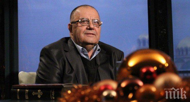 Божидар Димитров: Чакаме златното съкровище от 1000 монети на Цветан Василев. Една от тях струва 7,5 млн. евро. Още не знаем отнетите картини на кой са!