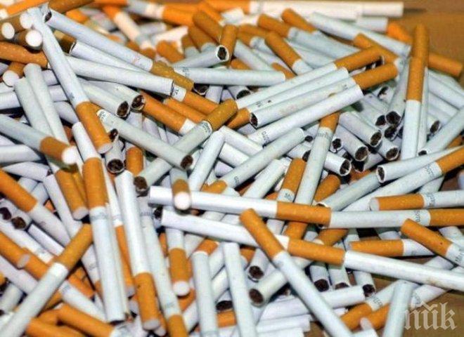 Пресякоха контрабандните канали за цигари в Италия