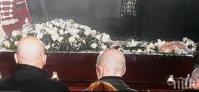 Погребват Желев утре в тесен семеен кръг на гробищата в Бояна. Първият демократично избран президент ще бъде положен до дъщеря му