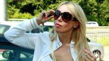 Неузнаваема! Кристина Димитрова се втали с йога във Франция