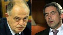 Плевнелиев възкреси политическия труп Атанасов, за да угоди на господарите си! Шефът на вътрешната комисия продължава да ръси морал, вместо да изчезне завинаги от политиката!