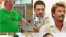 """Само в ПИК и """"Ретро""""! Ето ги най-богатите актьори - Асен Блатечки и Любо Нейков октоподи в халтурата (снимки)"""