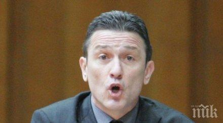 Прекратиха договора на Георги Младенов като треньор на националите