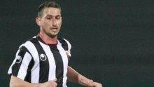 Златински е футболист №1 на Локо