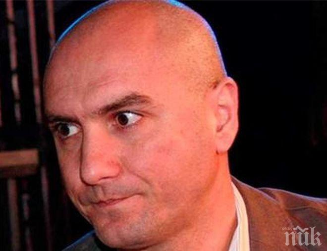 Емо Чолаков съсипан от работа - синоптикът шефства без почивка в Би Ти Ви!