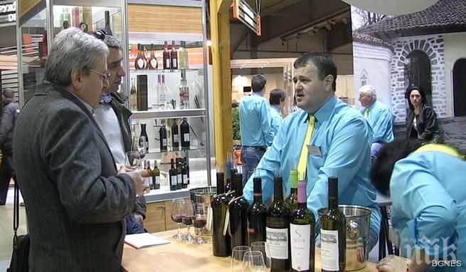 Всичко за земята, виното и храните на Пловдивския панаир