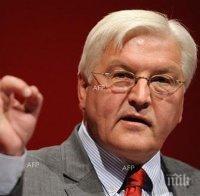 Германия отбеляза спад в нивото на насилие в Източна Украйна