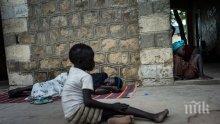 Отвличат деца от Судан, правят ги войници