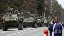 Полша иска постоянно присъствие на американски войски на нейна територия