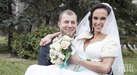 невероятна романтика женени пръв поглед младоженците стефан светлана влюбиха моментално снимки