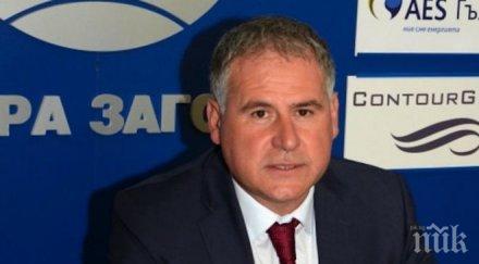 Димитър Танев: Половината администрация е назначена без конкурс