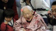 Почина най-възрастният жител на планетата