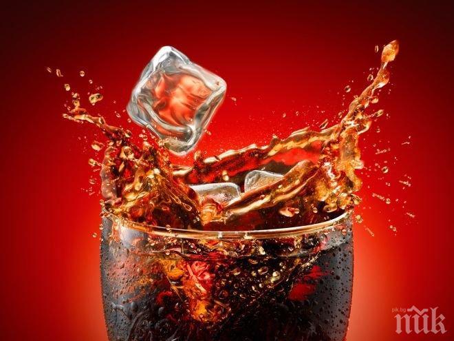 Много скорошни проучвания показват, че консумирането на газирани напитки всеки