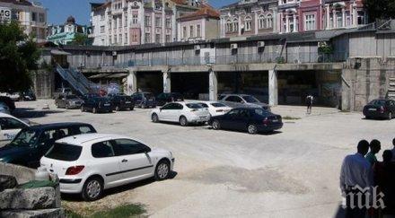 Готвят Дупката във Варна за музей на открито