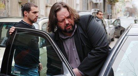 """Денис Ершов излиза от """"Петрол"""""""