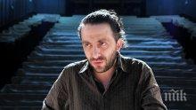 """Шок в театъра! Мариус Куркински превзема """"Арена Армеец"""" - ще е първият с моноспектакъл в най-голяма зала"""
