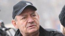 Антон Радичев празнува 40 години на сцената на Народния театър