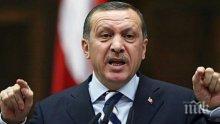Ердоган: Турция е готова да увеличи вноса на ирански газ, но на приемлива цена