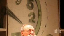 40 години на сцената Антон Радичев ни учи как се живее и как се обича живота