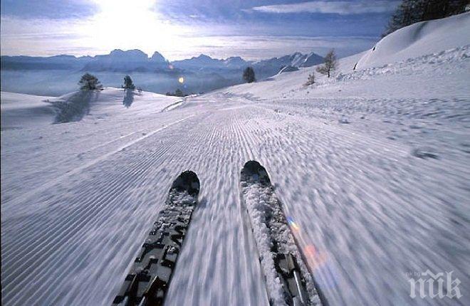 Условията за зимни спортове в Пампорово са добри