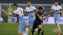 Наполи срещу Лацио в мач № 20 за Купата</p><p> </p><p>