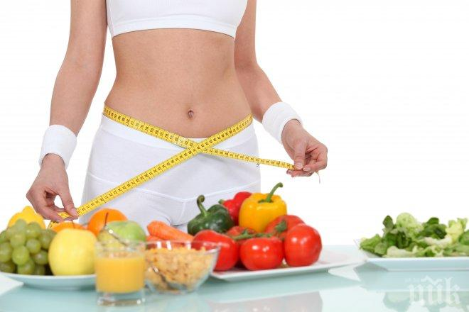 Супердиета! Ето как да отслабнете неусетно със седмица на разделно хранене - пълно меню ден по ден