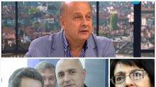 Георги Марков пред ПИК: Избирател съм на ГЕРБ, Борисов е по-благороден и от Саркози - Кунева го подвежда за ВСС