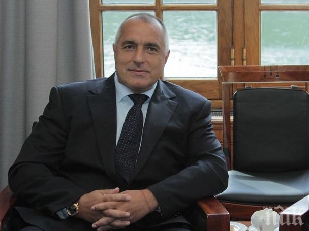 Бойко Борисов пред ПИК: Няма да търся реванш за компромата с Костинброд! Гледам да градя! Ако бях премиер, нямаше да допусна ситуацията с КТБ!