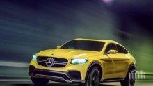 Мерцедес показа как ще изглежда конкурентът на BMW X4